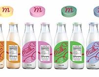 Miilk Branding