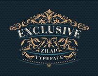 Zilap Exclusive FONT
