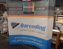 Tradeshow Booth Graphic