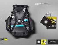 Ciclope -  Diseño concepto de marca
