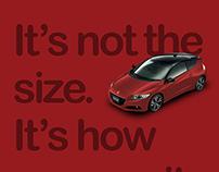 Honda Ad Campaign