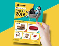 Furniture Sales Flyer