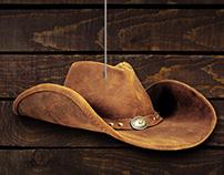 Gift Voucher Design   CowBoy