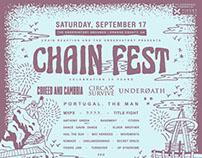 Chain Fest - Artwork