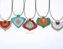 ceramics jewelry