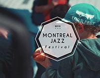 Arte Concert - Montreal Jazz Festival - génériques
