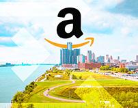 Amazon HQ2 - Detroit