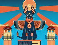 AMEBA PARKFEST 2018 - Electronic music festival
