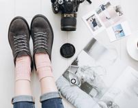 Рекламная фотосъемка обуви для компании BELWEST
