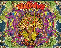 Tandava; Introducing 50 Live Percussion Artists.