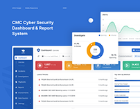 CMC Cyber Security Dashboard & Report System