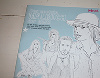 MAXI Magazin (published illustrations)