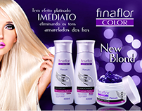 New Blond - Fina Flor Cosméticos