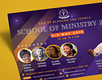 School of Ministry 2019 Event