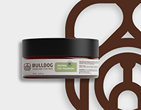 Bulldog Logo and Packaging Redesign