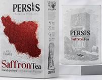 Persis Herabl Tea Packaging