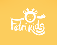 FetriKids identity design