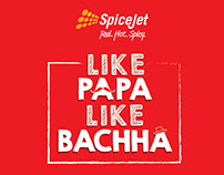 #LikePapaLikeBachha