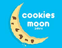 Logo Cookies Moon