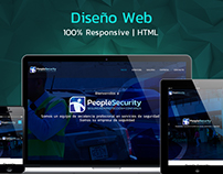 Diseño Web People Security