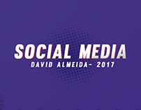 Social Media 2017 - David Almeida