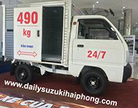 Xe tải dưới 5 tạ, 500 kg tại Hải Phòng - Nga 0911930588