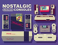 Nostalgic Consoles