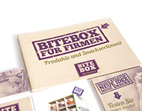 BiteBox - Corporate Identity