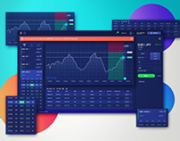 BinarX - Investment platform