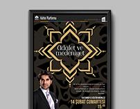 Sultanbeyli Belediyesi Serdar Tuncer Posteri
