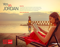 Jordan Tourism: Yes It's Jordan Campaign