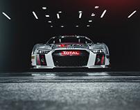 24h SPA PHOENIX Audi R8LMS