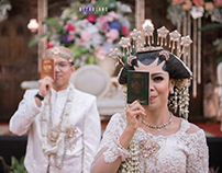Wedding of Meilita & Yogo