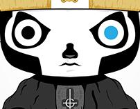 Papa Emeritus III - FunkoPop