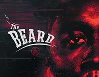 """The Beard"" - James Harden fanart"