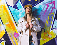 Model: Miuriel Nogueira