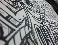 Doodle Weedmai - Wilmai