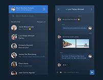 Chat Module Exploration - App Version