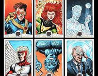 Upperdeck: X-Men (2018)