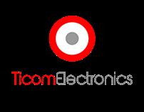 Ticom Electronics Logo