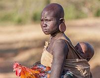 Ethnie des Surma