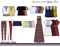 Gypsy Rose Apparel Fashion Collection