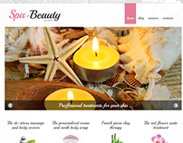 Beauty & Soul Joomla Template