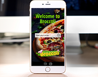 Mobile App - Pizza and Pasta