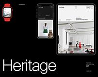 Heritage — international art-gallery