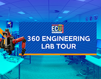 ECU 360 Engineering Lab Campaign