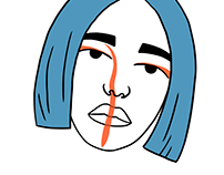 HairTechApp Stickers