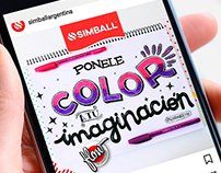 SIMBALL Argentina - Redes sociales