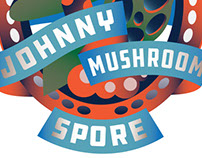 Johnny Mushroom Spore | 2017
