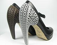 Laser Sintered Heel
